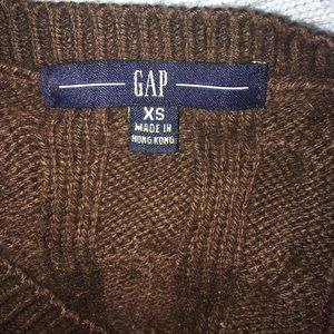 GAP Women's Cable Knit Sweater Size XS